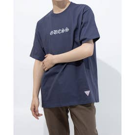 UNI S/SLV TEE SHIRT (DARK NAVY)