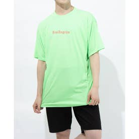 Neon Old English Logo Tee(NEON GREEN)