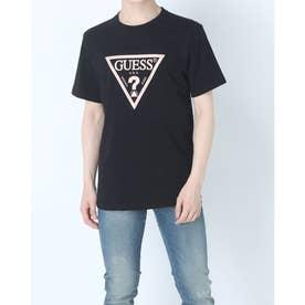 Unisex Studs Triangle Logo Tee (BLACK)