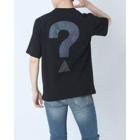 Unisex Big Question- Logo Tee (BLACK)