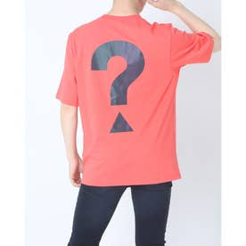 Unisex Big Question- Logo Tee (PINK)