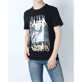 Dazed Night Tee (JET BLACK)