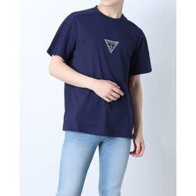 Small Triangle Logo Tee (NAVY)