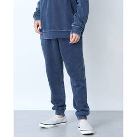 Indigo Jogger Pants (BLUE DENIM)