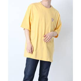 Small Triangle Logo Tee (YELLOW)