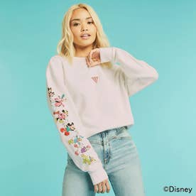 / Mickey and Friends Collection Crew-Neck Sweat (IVORY)
