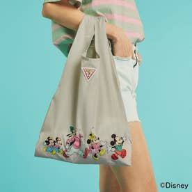 / Mickey and Friends Collection Eco Bag (LIGHT GREY)