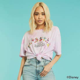 / Mickey and Friends Collection S/S Tee (PINK)