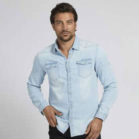 Truckee Denim Shirt (GIBSON)