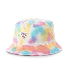 Cttn Twill Tie-Dyeing Bucket Hat (GRN)