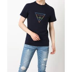 Men'S S/Slv Tee Shirt (DARK NAVY)