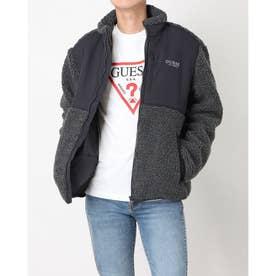 Unisex Boa Padding Jacket (CHARCOAL GREY)