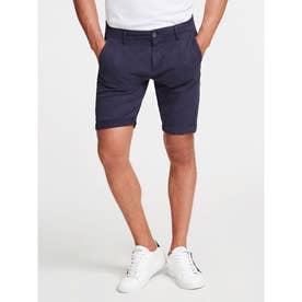 Myron Skinny Fit Short (BLUE NAVY/BLUE)