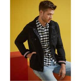 Evans Denim Jacket (BLACK WASH)