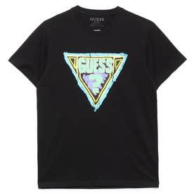 Triangle Logo Tee (JET BLACK)
