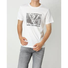 Triangle Logo Tee (WHITE)
