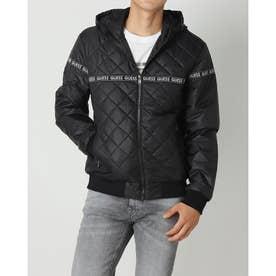 AMBROSE Padded Jacket (JET BLACK)