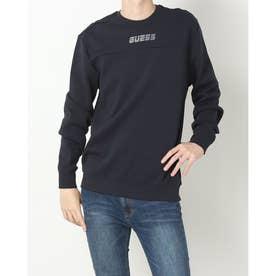 Aray Crewneck Sweatshirt (DEEP MARINE A753)