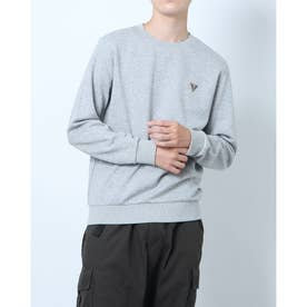 Small Triangle Question- Sweat (MELANGE GREY)