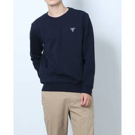 Small Triangle Question- Sweat (NAVY)