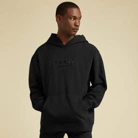Originals Kit Logo Hoodie (JET BLACK)