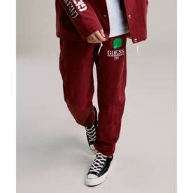 [x GENERATIONS] LOGO NYLON TRACK PANT (RUGBY RED)