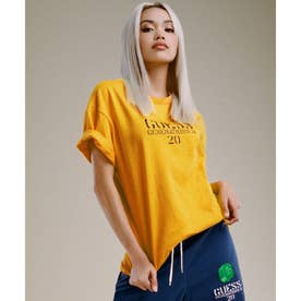 [x GENERATIONS] LOGO S/S TEE (YELLOW MIST MULTI)