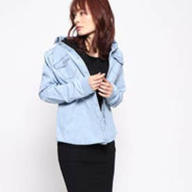 DENIM SHIRT (LIGHT BLUE)