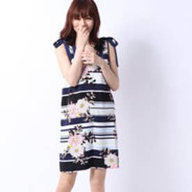 SL DELTA BOW TIE DRESS (P0I2)