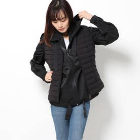 AGAPE 2-IN-1 JACKET (JET BLACK)