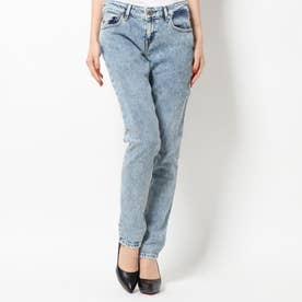 MARILYN LOW-RISE 3 ZIP ANKLE SKINNY DENIM PANT (ALTONROAD)