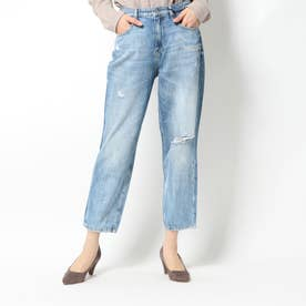 JACQUELINE RELAXED WIDE-CROPPED DENIM PANT (LINCOLN ROAD)