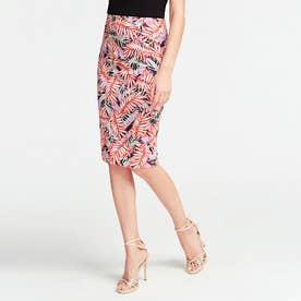 Claudette Skirt (VINTAGE AFRICAN LEAVES COMBO)