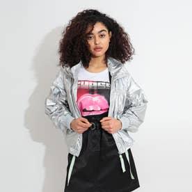 Aloise Packable Jacket (SILVER)