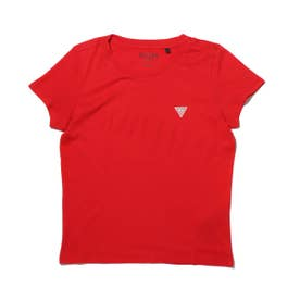 SS LOGO BABY TEE (RED)
