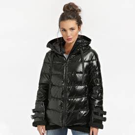 Vanessa Padded Jacket (JET BLACK)