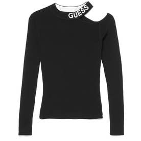 Soraya Cut-Out Sweater (JET BLACK)