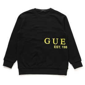Side Big Logo Sweat (BLACK)