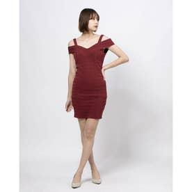 ANTONIA BANDAGE DRESS (G577)