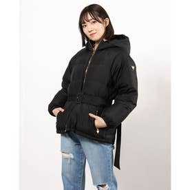 Ladies Goose Down Jkt (BLACK)