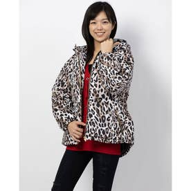 Ladies Goose Down Jkt (BROWN)