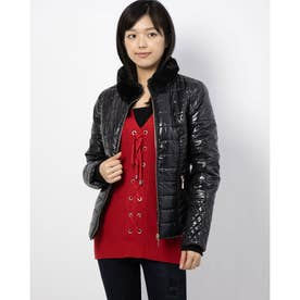 Colett Puffer Jacket (JET BLACK)