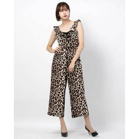 Malika Leopard Jumpsuit (P1H6)