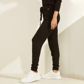 Tanya Sweater Jogger Pant (JET BLACK)