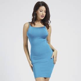 Jen Cutout Dress (GRECIAN BLUE MULTI)