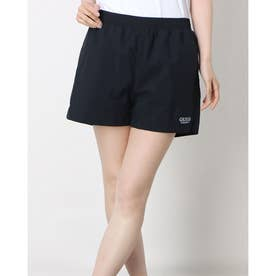 Logo Nylon Shorts (BLACK)
