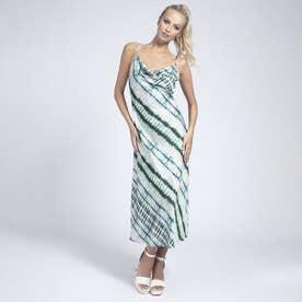 Tie Dye Dress (TYE DYE MOJAVE GREEN COMBO)