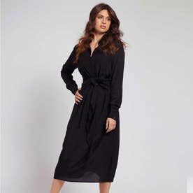 Selvaggia Dress (JET BLACK)