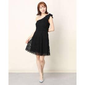 Celia Dress (JET BLACK)