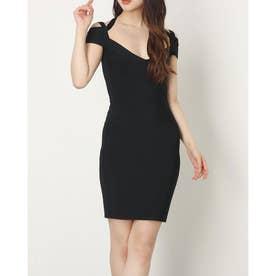 Passion Bandage Dress (JET BLACK)